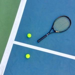 racquet hard court
