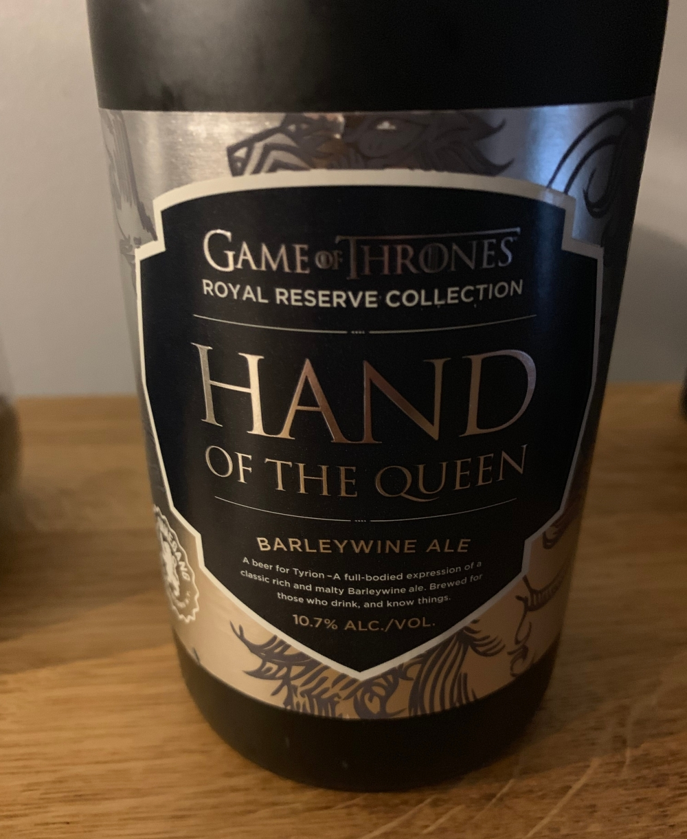 Hand of the Queen